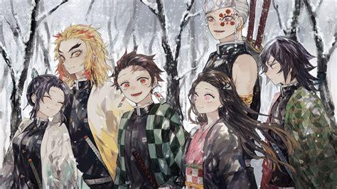 kimetsu  yaiba characters tanjirou nezuko