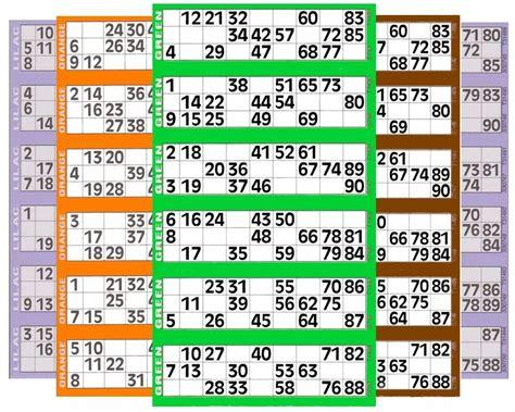 bingo flyerspad      view  colours