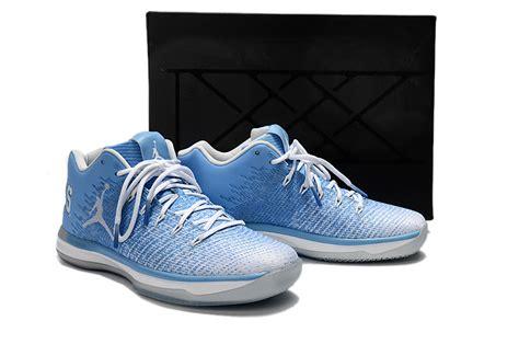 Nike Air Jordan Xxxi Low University Blue Men Basketball