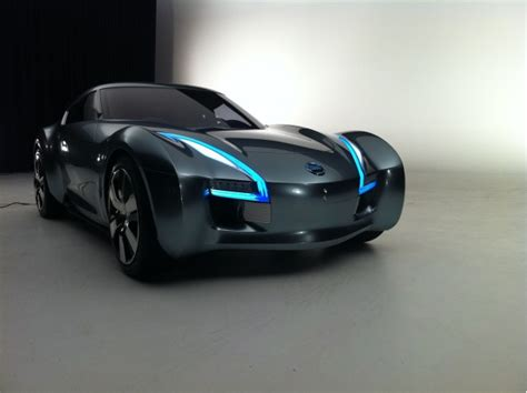 nissan va revolutionner le design de ses voitures electriques