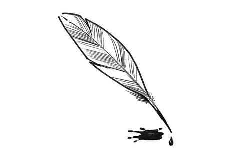 plume encrier du net tattoo plume dessin  politique