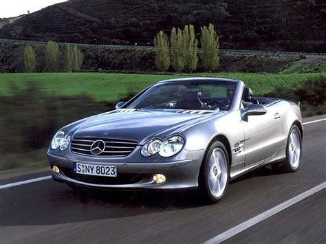 mercedes benz sl review