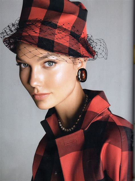 Karlie Kloss Vogue Magazine August Issue