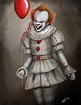 IT - Pennywise 2017 by SessaV on DeviantArt