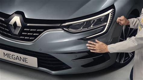 Jaunais Renault MEGANE Grandtour - Aksesuāri
