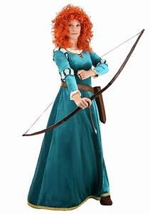 Brave Women 39 S Disney Merida Costume