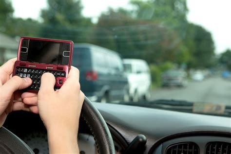 texting bans   accidents  cotton boll