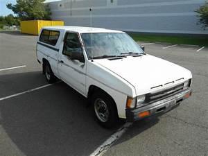 1990 Nissan D21 Base Standard Cab Pickup 2