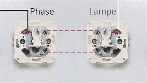 wechselschalter mit steckdose anschließen basiswissen mit schaltplan wechselschaltung tipps vom elektriker elektroinstallation