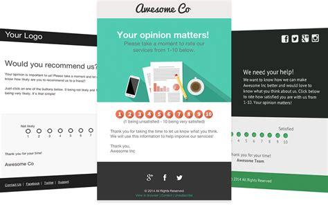 email survey templates dyspatch blog