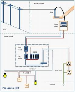 Simple Home Wiring Diagram