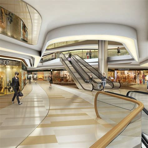 retail shopping mall interior design hospital design shopping mall interior