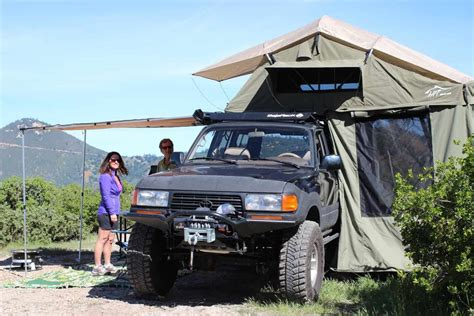 buyers guide soft shell roof top tents expedition portal