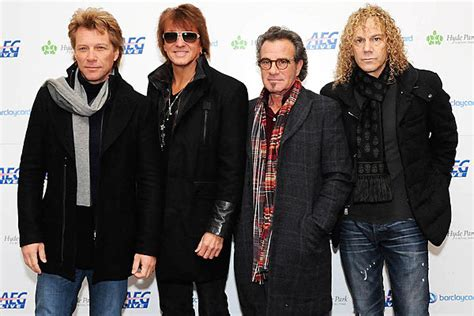 Facts You May Not Know About Bon Jovi