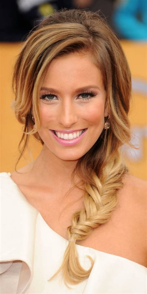 Side Braid Hairstyles by 5 Easy Updo S For Mid Length Hair Hairstyles