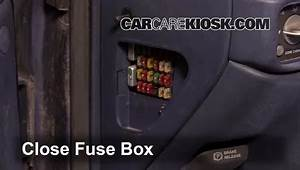 1997 Tahoe Fuse Diagram : interior fuse box location 1992 1999 chevrolet tahoe ~ A.2002-acura-tl-radio.info Haus und Dekorationen