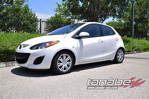 Tanabe USA R&D Blog Mazda 2 Tanabe Sustec Pro S OC Coilover