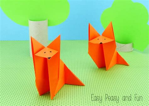 cute  easy origami  kids easy peasy  fun