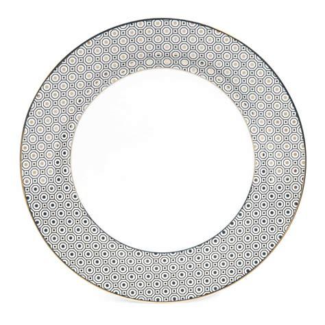 assiette plate en porcelaine d 27 cm kate maisons du monde