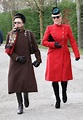 Zara Phillips and mum Princess Anne attend Cheltenham.