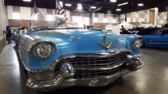 Cadillac Chop Top Rat Rod Custom For Sale Photos Technical Specifications