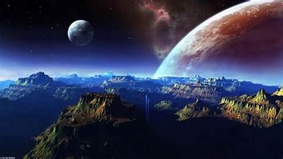 Space Desktop Earth