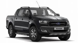 Ford Ranger 3.2L WildTrak Jet Black edition - RM142k