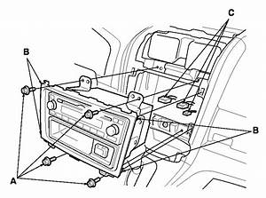 Need Interior Trim  Wiring Diagram To Install Radio Onto Honda