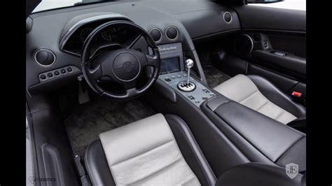 Lamborghini Murcielago 2008 Lp640-4 Roadster Interior