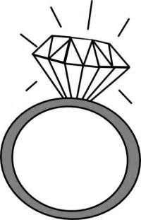 black diamond wedding ring diamond ring engagement clipart images clipartfox