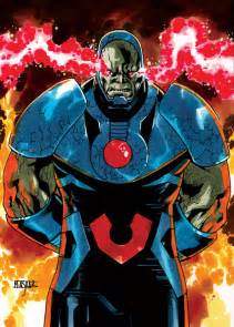 Superman DC Comics Darkseid