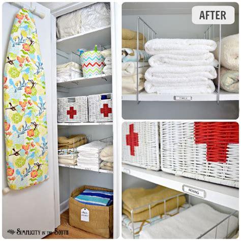 Medicine Closet Organization Ideas by Linen Closet Organization Small Home Big Ideas Series