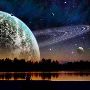 If Saturn was As Close As The Moon (page 2) - Pics about space