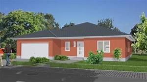 Haus Mit Integrierter Garage : bungalow mit doppelgarage ~ Frokenaadalensverden.com Haus und Dekorationen
