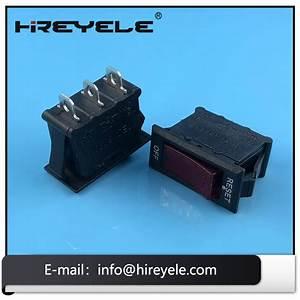 Wholesale Reset Off Rocker Switch Circuit Breaker T85 For