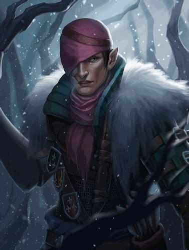 iorveth  witcher  assassins  kings zerochan