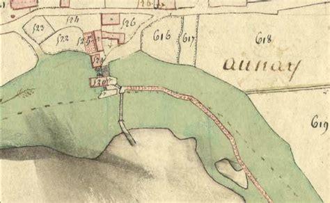 extrait du plan parcellaire du cadastre napol 233 onien de la commune d azay le rideau le lys