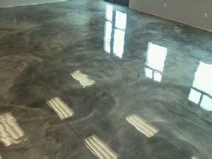 Retail Epoxy Reflector Concrete Flooring in Cherry Hill