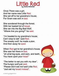 Little Red Riding Hood Short Story Pdf