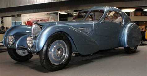 Type 57s were built from 1934 through 1940, with a total of 710 examples produced. Mullin Automobile Museum