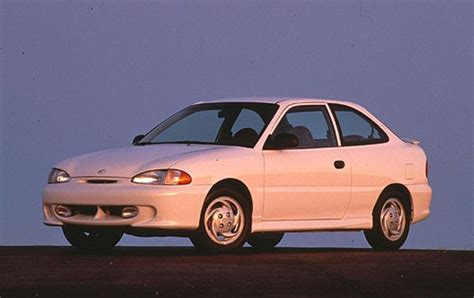 96 Hyundai Accent by Hyundai Accent 1 5 1996 Auto Images And Specification
