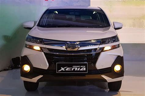 Review Daihatsu Grand Xenia by Review Mobil Spesifikasi Grand New Xenia R 1 5 Mt Deluxe