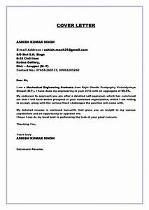 cover letter for fresh graduate civil engineer With sample cover letter for electrical engineering fresh graduate