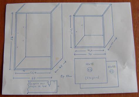 plan meuble cuisine fabriquer meuble de cuisine fabulous plan with fabriquer