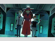 Netflix Premiering 'Carmen Sandiego' Toon January 18