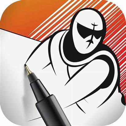 Drawing Comic Draw App Apps Plasq Pencil