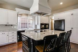 Black Appliances and White or Gray Cabinets – How to Make