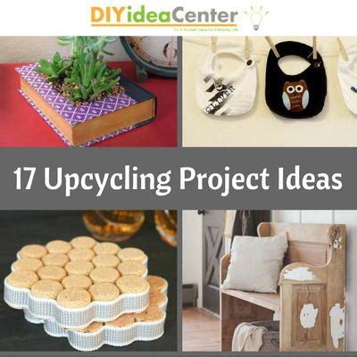 17 Upcycling Project Ideas  Diyideacentercom
