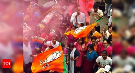 Assembly poll results: Victory for BJP with reduced ...