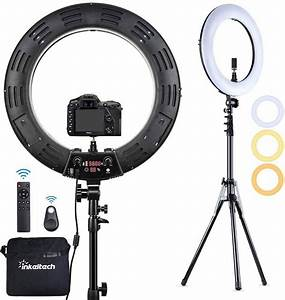 Neewer Ring Light Bulb 18 Inch Top 10 Outdoor Photo Shoot Makeup Home Gadgets